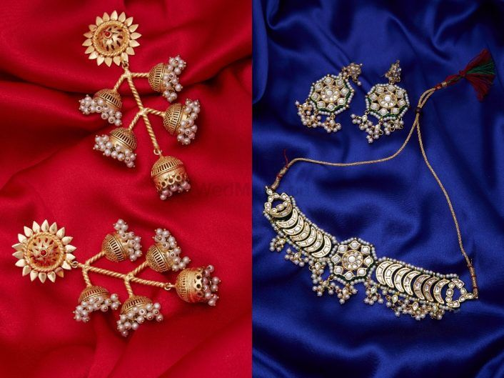 Pretty Jewellery Pieces For The Sister Of The Bride In A Budget Of 5k! *With Links & Prices!