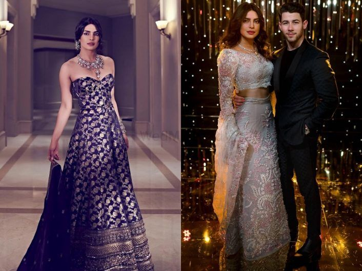 Here's A Breakdown Of PeeCee's Bridal Look At Every Wedding Function!
