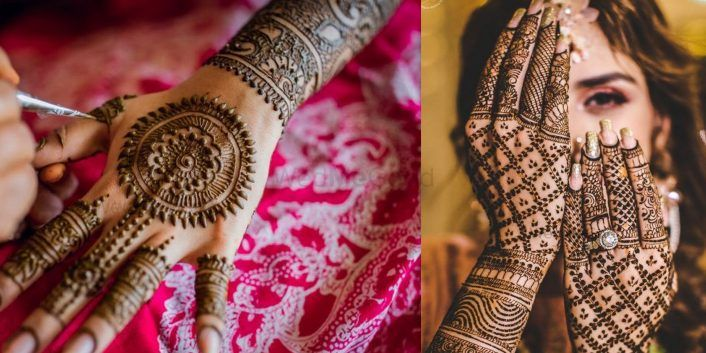 Prettiest Back Of The Hand Mehendi Designs To Take Inspiration From!