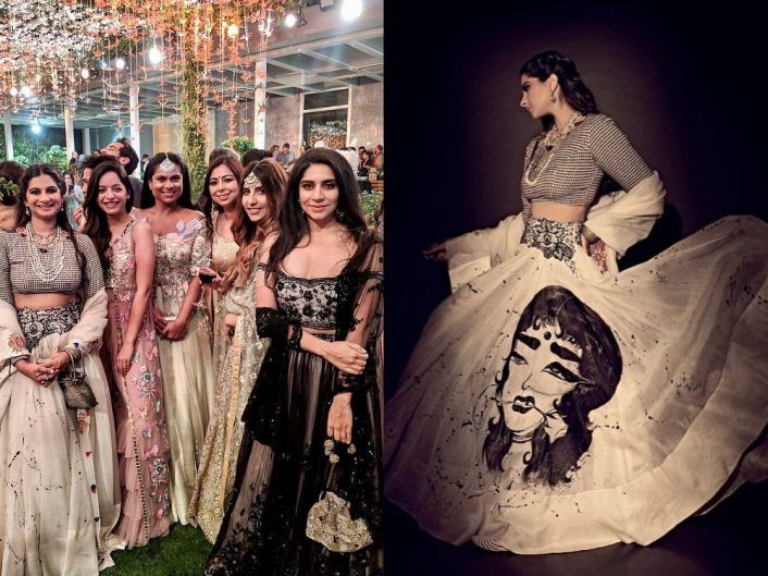This Trending Wedding On Insta Had The Most Stylish Outfits!