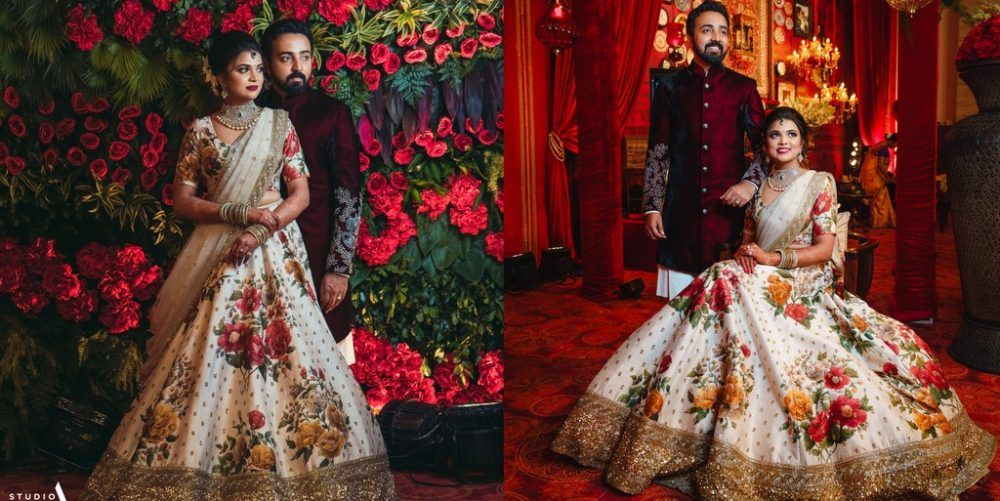 An Elegant Chennai Wedding With Stunning Decor And A Bride In Gorgeous Outfits