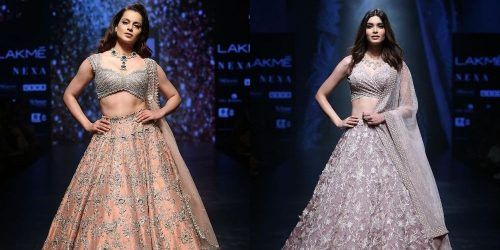 The Prettiest Inspiration For 2019 Brides From The Lakmé Fashion Week Ramp!