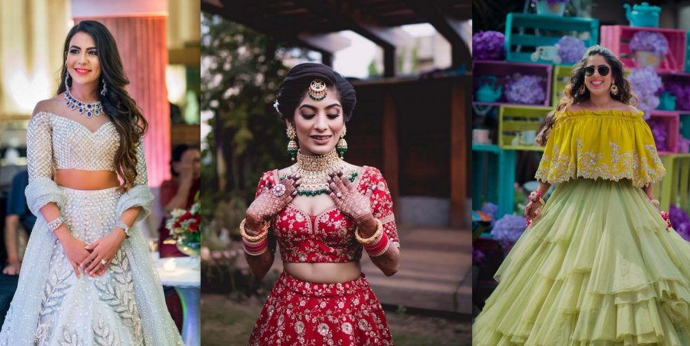 50+ Lehenga Blouse Designs To Browse & Take Inspiration From!