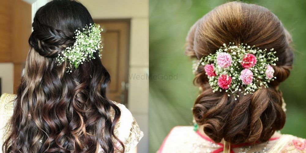 Check Out These Stunning Baby Breath Hairstyle Inspiration!