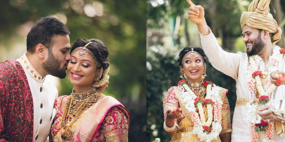A Stunning Bangalore Wedding That Was The Perfect Mix Of Modern And Traditional