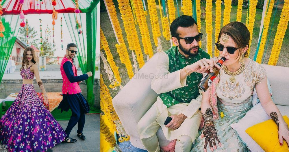 Coolest New Couple Shots You Must Get Clicked At Your Wedding
