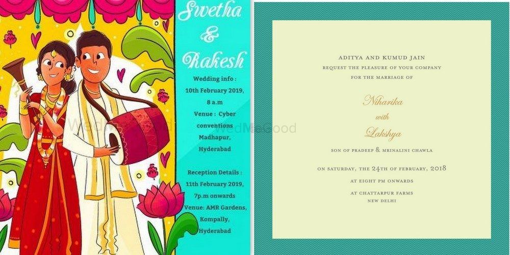 How To Create A WhatsApp Wedding Invitation - A Know-It-All Guide