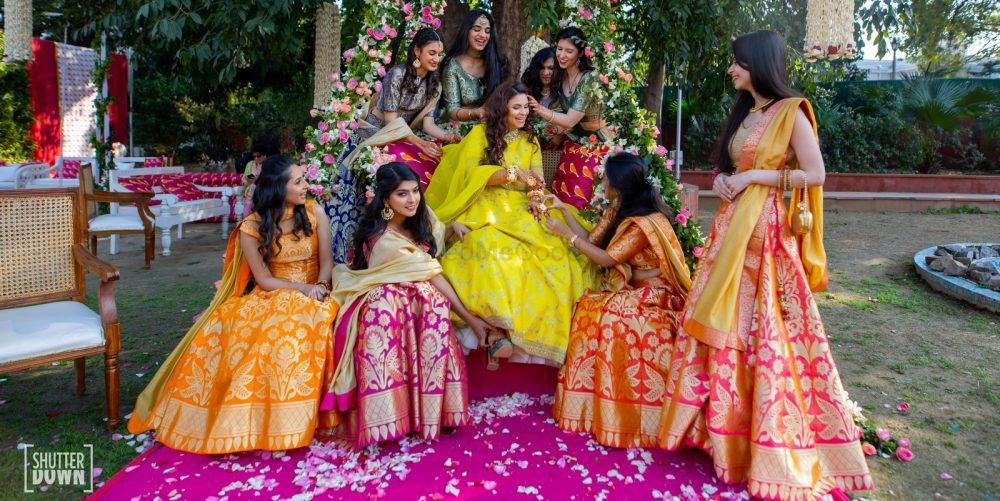 This Bride Gifted The Most Amazing Favour To Her Bridesmaids And We Were Floored!