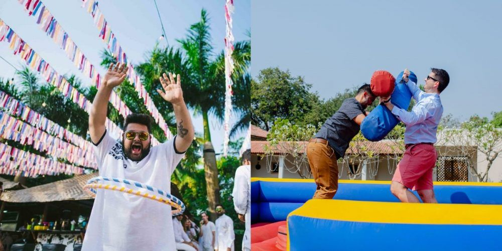 10 Fun New Games To Play At Your Modern Mehendi Ceremony!