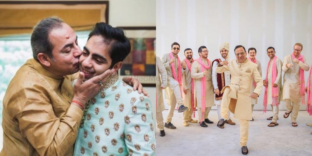The Most Adorable Groom & Dad Shots We Spotted!