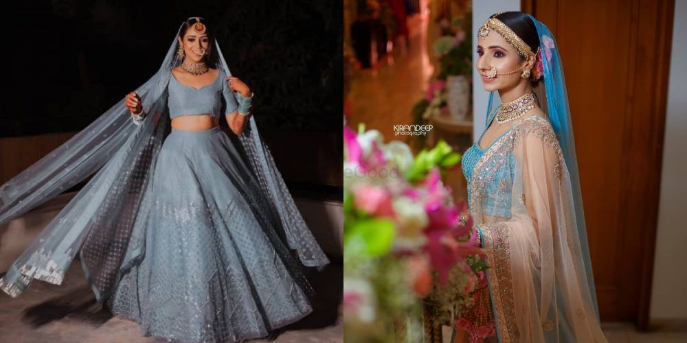 'Pigeon' Is The New Bridal Colour For 2019 !