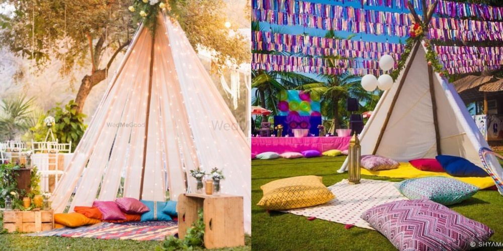 #Trending: TeePee Tents As Decor!
