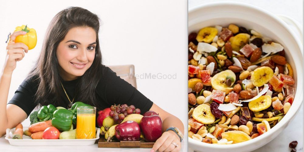 Nutritionist Reveals - A 3 Month Diet Plan Along With Health Tips For A Bride To Be!