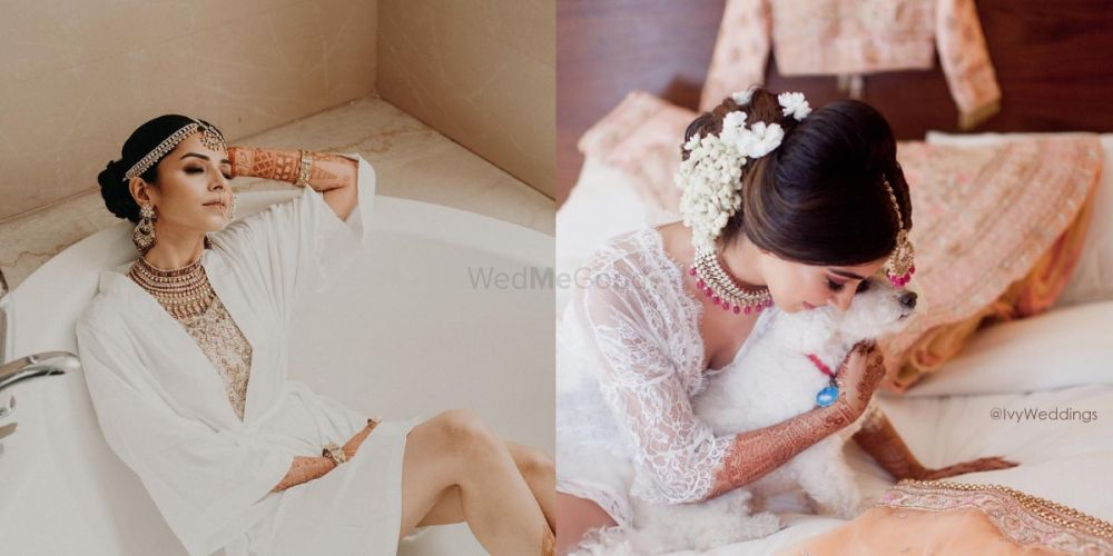 The Best Bridal Room Shoot Ideas For You To Implement!