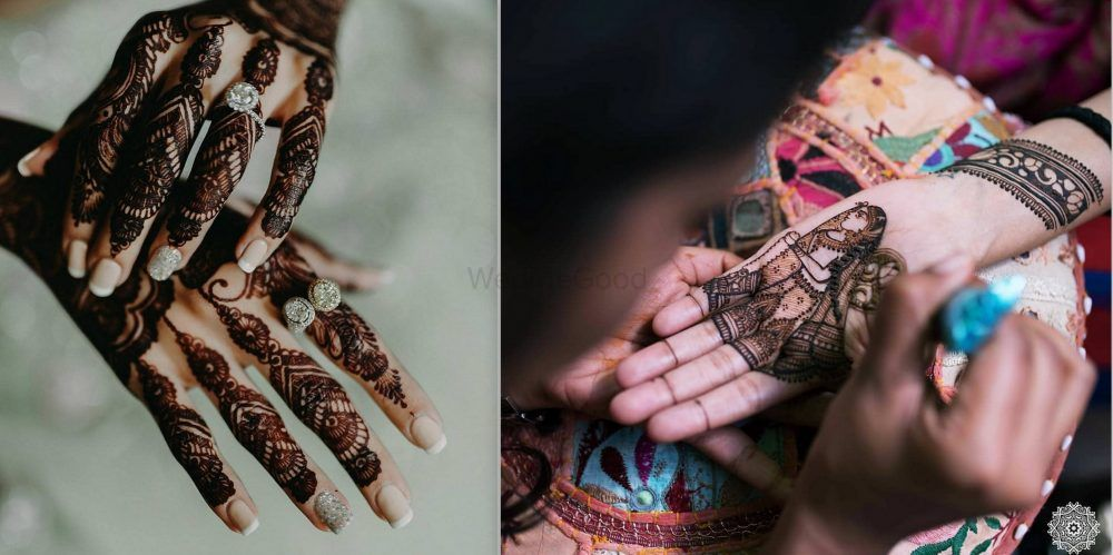 Booking Your Mehendi Artist? Here's An Answer To Every Possible Question You Can Have!