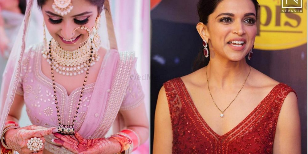 New Mangalsutra Designs For The Millennial Bride
