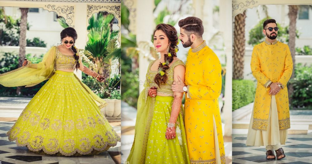 A Larger-Than-Life Wedding With Impressive Decor And Outfits, And A Groom In A Manarkali!