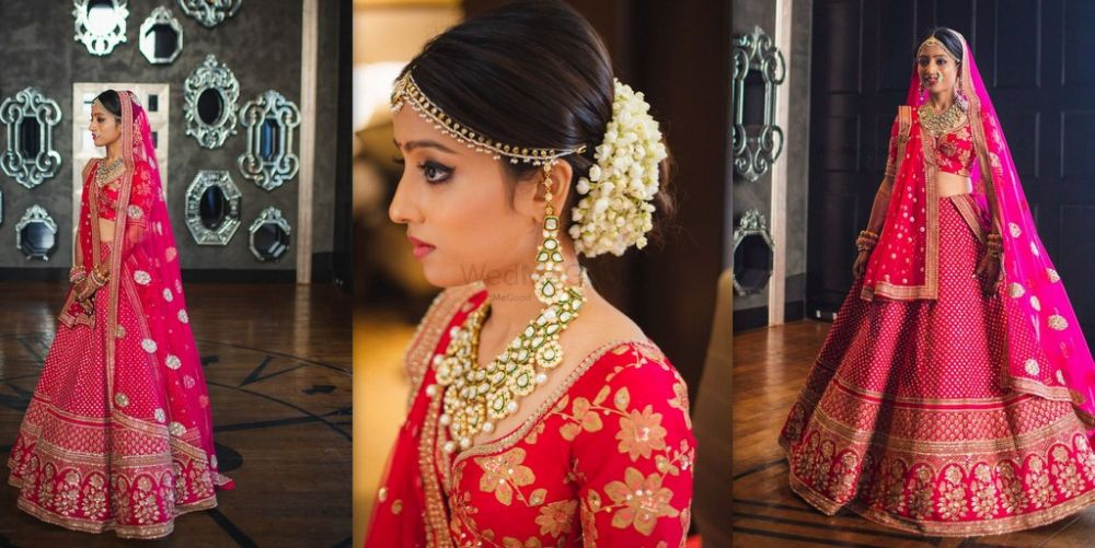 A Gorgeous Mumbai Wedding With A Bride In Stunning Outfits
