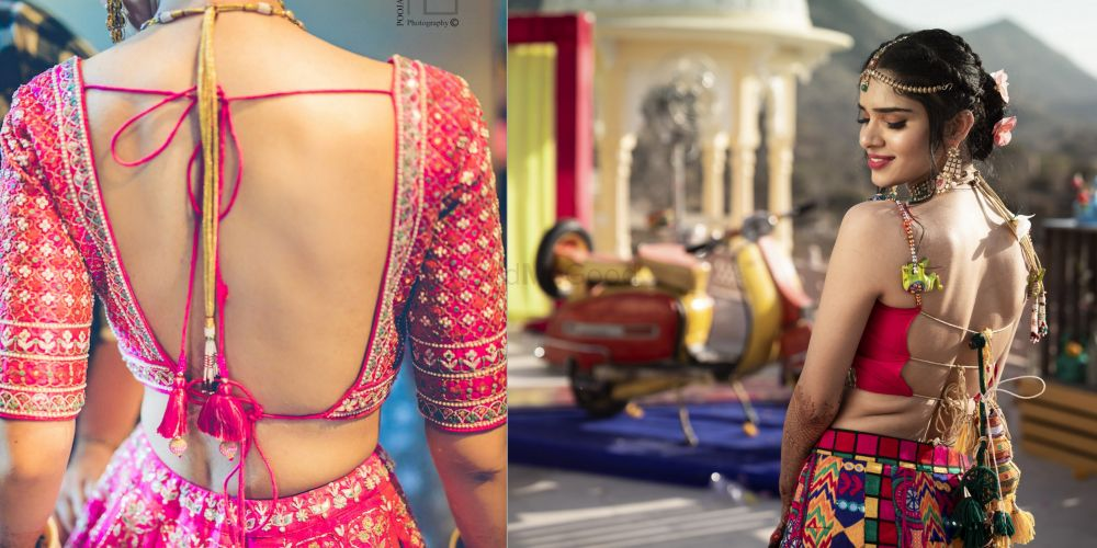 Want To Wear A Backless Blouse? Here's How You Can Get Rid Of Bacne!