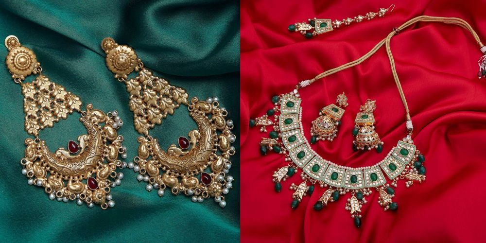 Stunning And Budget Friendly Jewellery Pieces Under 10k!