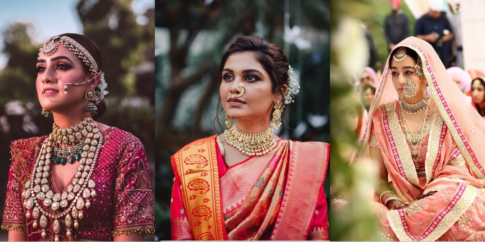 30+ Bridal Naths For Every Kind Of Bride