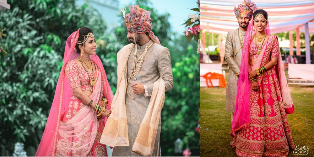 A Simple Maharashtrian Wedding With A Whole Lot Of Fun!