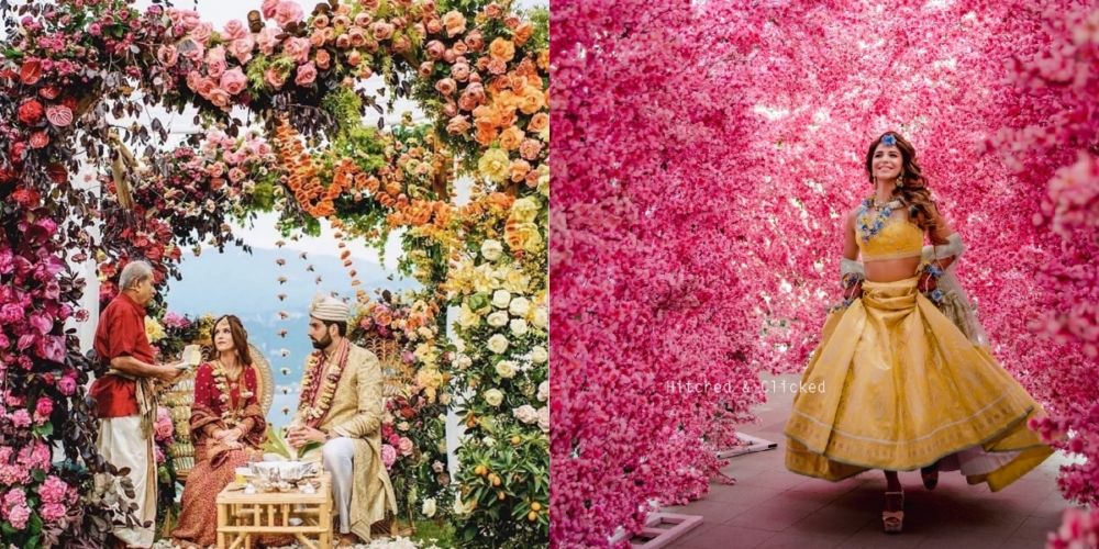 5 Trending New Floral Decor Ideas Which Look Uhhhmazing!