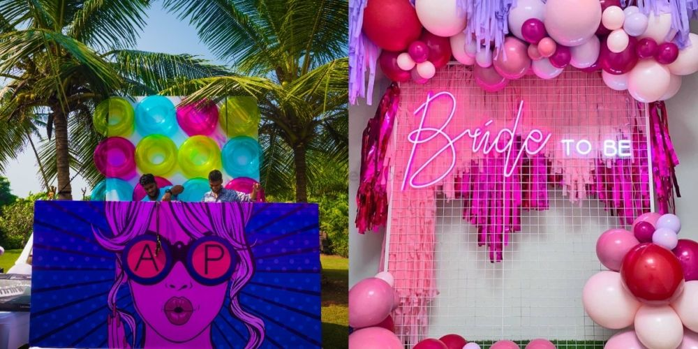Neon Decor Is Taking Over Weddings, & It Does Pop Beautifully!