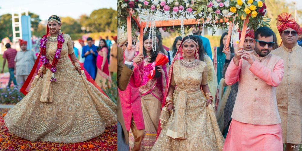 A Beautiful Wedding With The Most Adorable Love Story