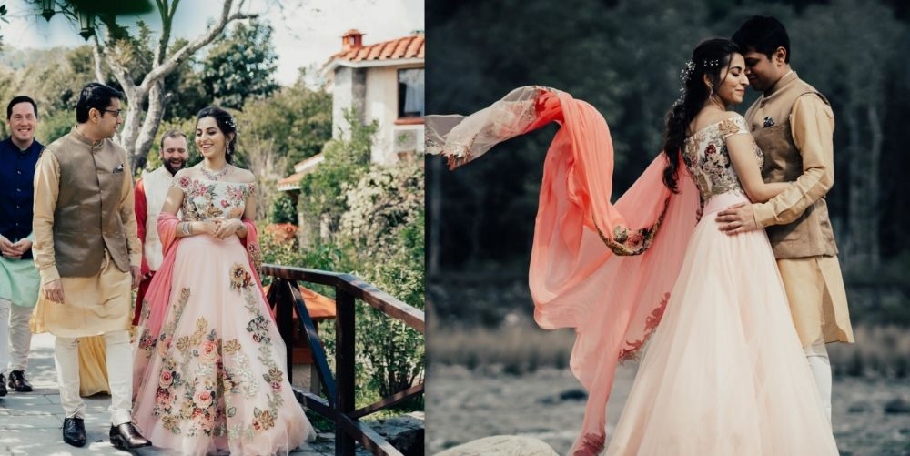 A Gorgeous Corbett Wedding With A Bride In Beautifully Unique Outfits