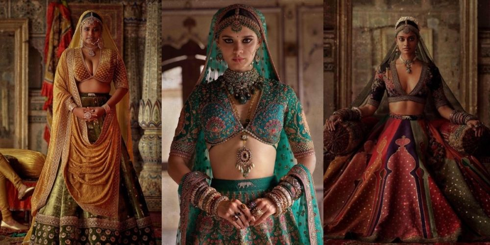 Sabyasachi Just Dropped A Few New Collections Loaded With Bridal Lehengas!