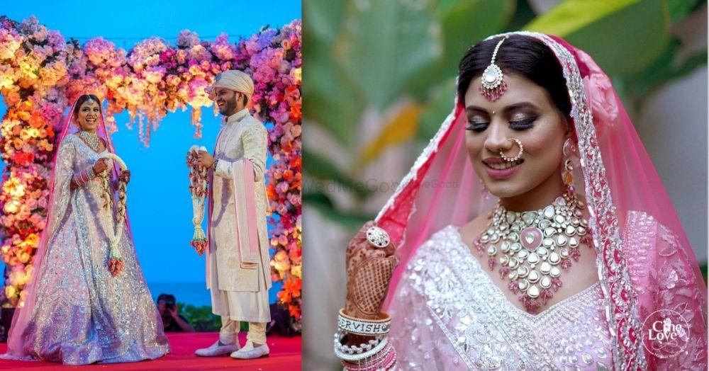 Spectacular Thailand Wedding With Sunset Pheras And A Scintillating Bridal Lehenga