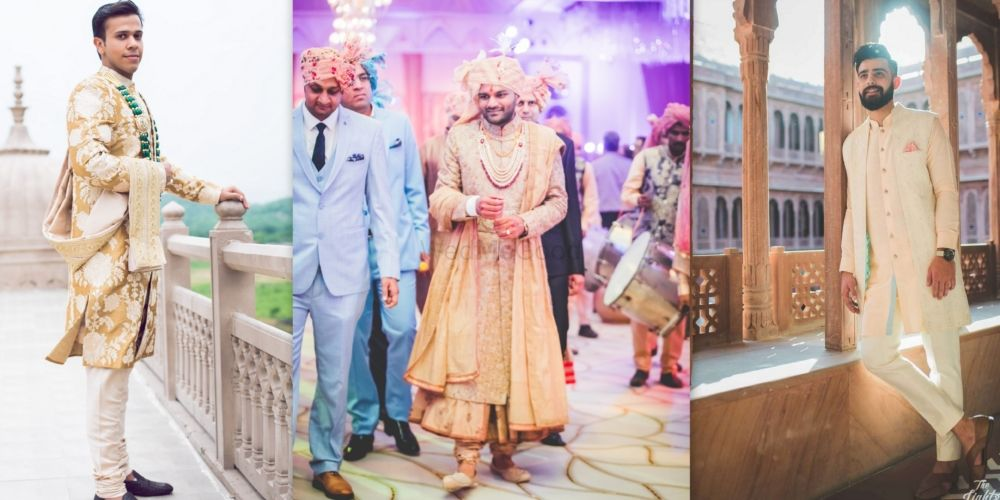 40 Sherwani Styles That Were Perfection