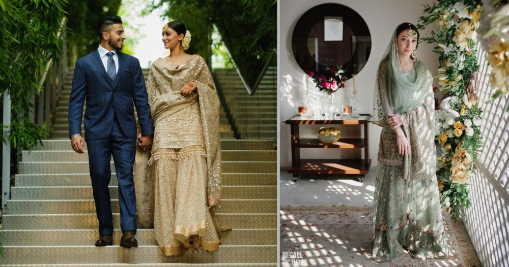 10 Brides Who Prove Sharara Needs To Make A Comeback!