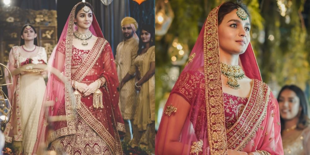 #Trending: The Bridal Lehenga Labels To Look Out For Your Upcoming Wedding