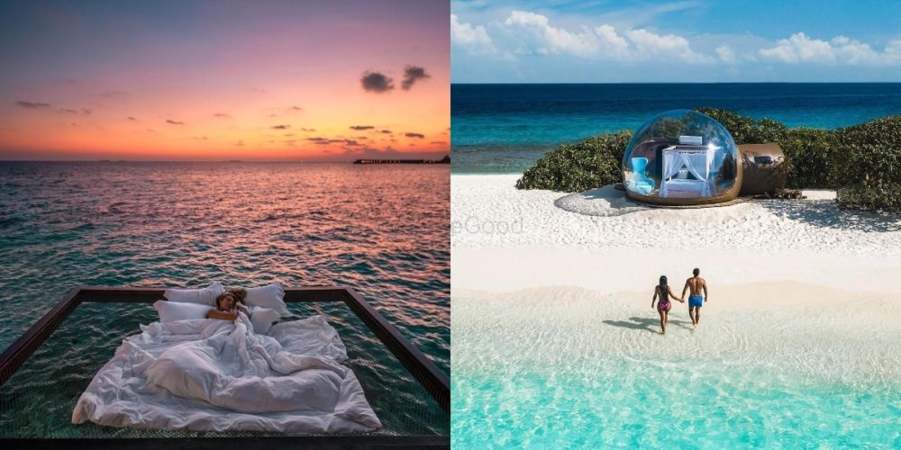 The Most Unique & Premium Honeymoon Locations & Experiences!