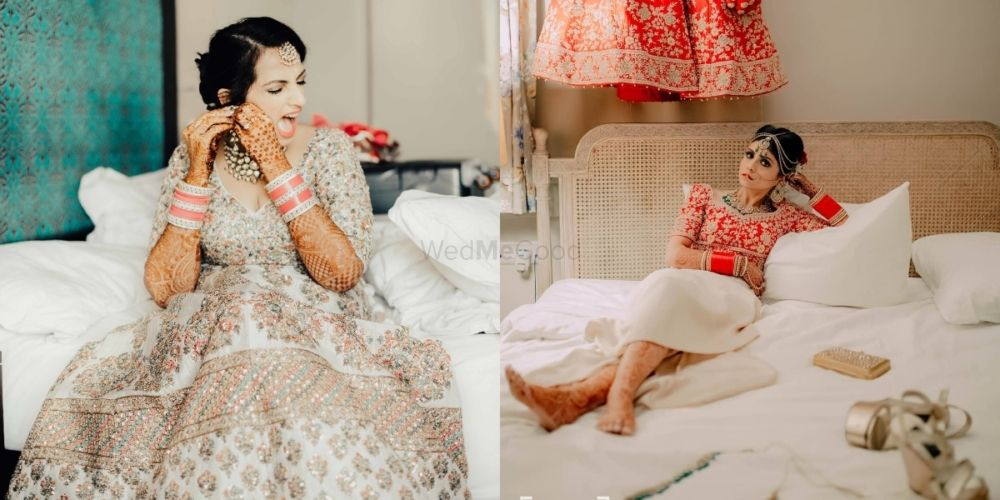 Don't Be A Stressed Bride! Here Are Some Easy Ways To Stay Relaxed On Your Wedding Day!
