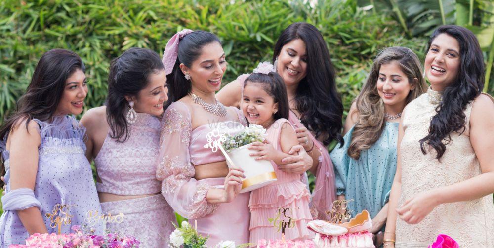 Pernia Qureshi Wedding: The Bridesmaids Game