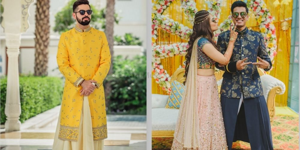 Grooms Who Wore & Rocked 'Manarkalis'!