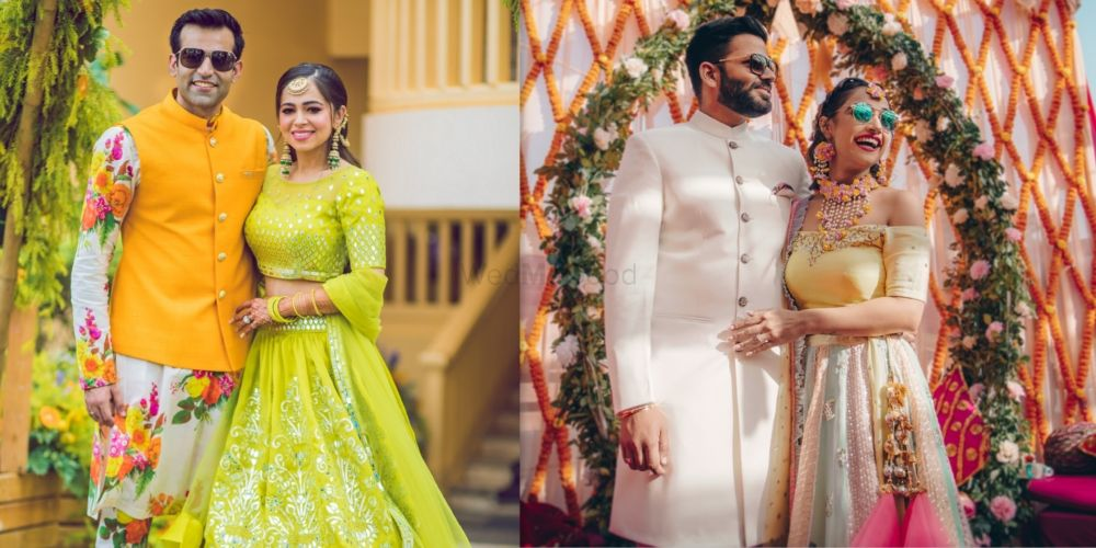 Here's What Grooms Are Wearing For Their Mehendi! Gear Up For Some Dapper Looks