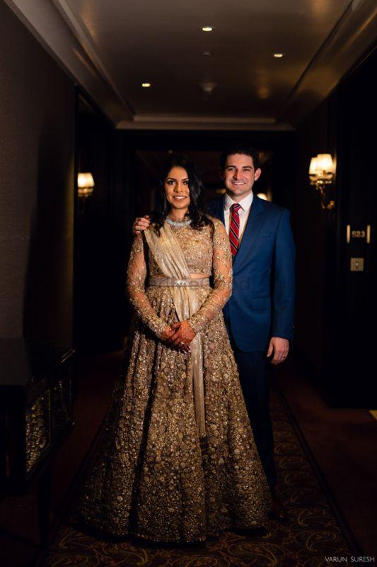 A Gorgeous Chennai Wedding With Stunning Floral Decor
