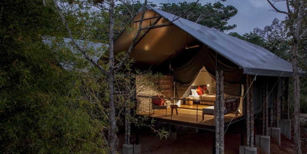 Honeymoon In Luxurious Open Tents This Winter For Under 20k!