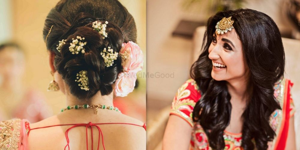 10+ Hairstyles That Bridesmaids Can Don On Their BFF's Special Day!