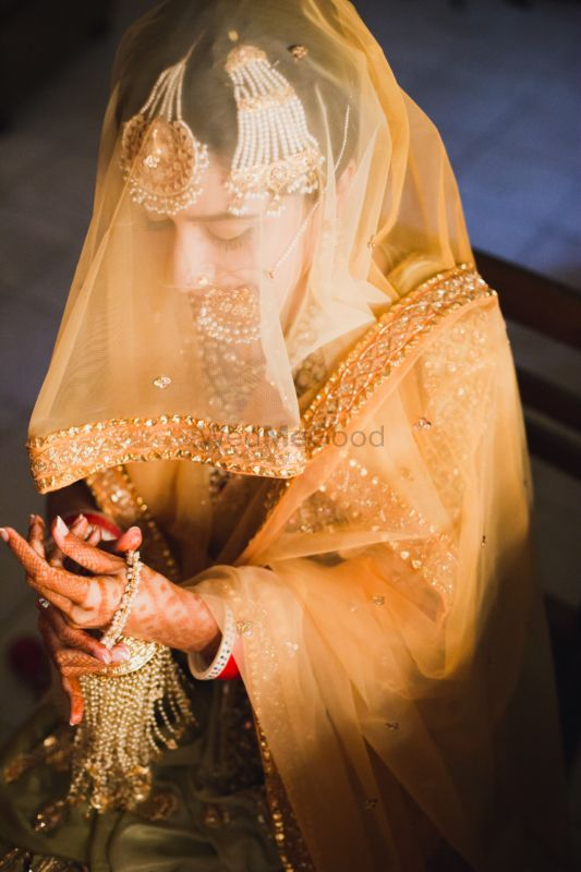 A Gorgeous Chandigarh Wedding With The Bride In An Offbeat Lehenga