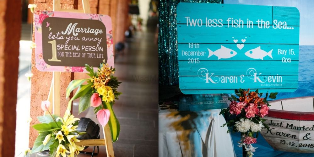 Here Are The Funniest Wedding Signs We've Ever Seen!