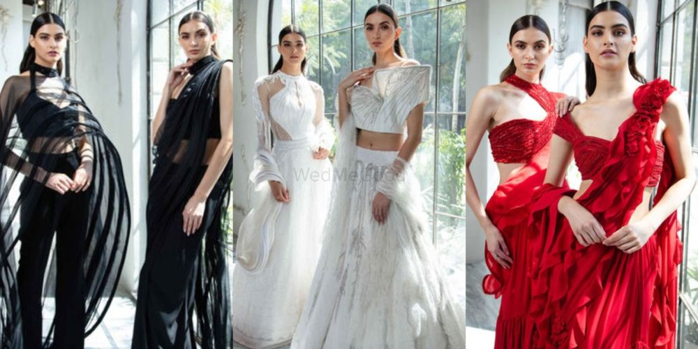 Cocktail Outfits Under 1 Lakh From Gaurav Gupta!