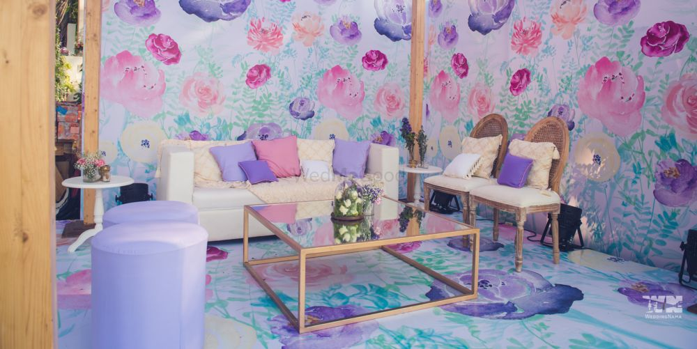 #Trending: Purple And Lilac As Decor Shades