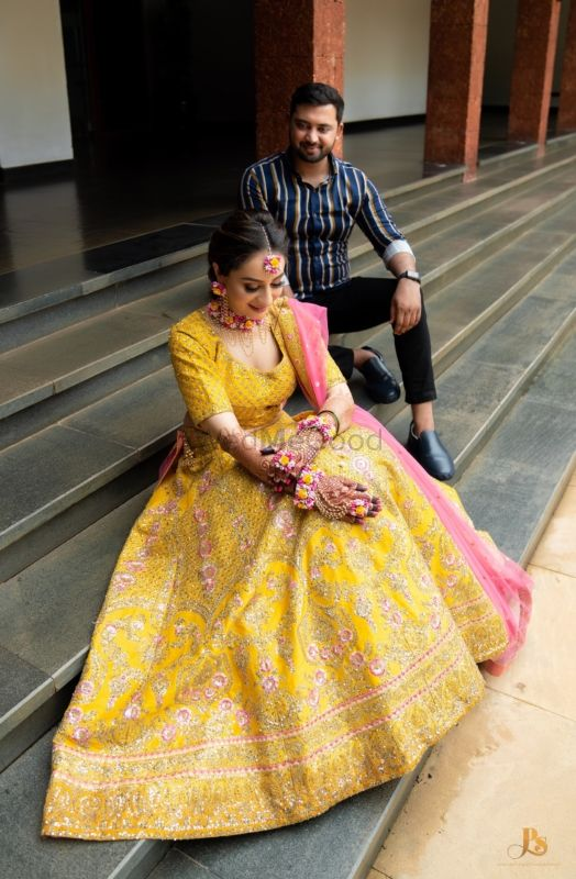 Beautiful Goa Wedding With Bride In Stunning Outfits