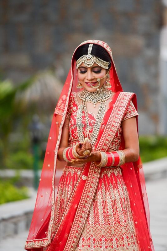 An Intimate Destination Wedding In Udaipur With The Bride In Red
