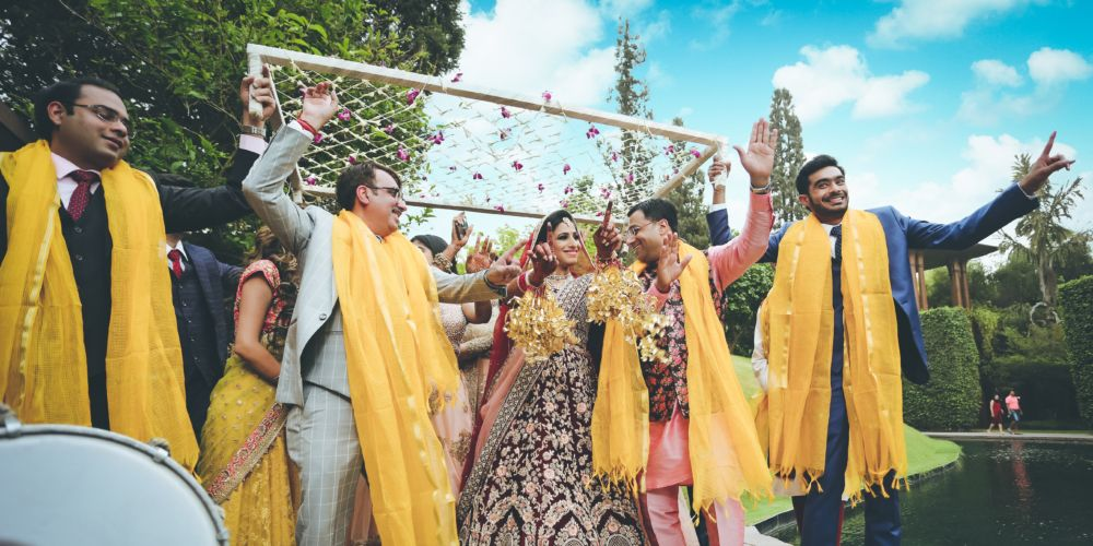 Peppy Songs For Any Desi Shaadi That Will Bring Out The Dancer In Everyone!